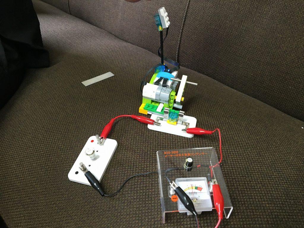 電気の利用プログラミング学習セット