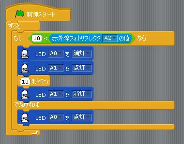 スタディーノ信号機コード1